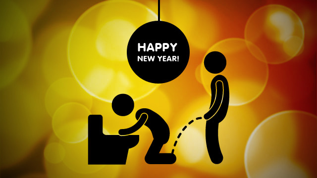 How to Survive the Perils of New Year's Eve