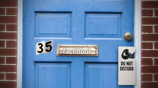 Get Your Facebook Account Under Control This Weekend
