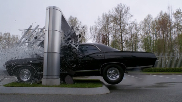 Supernatural ends the season with a bangy whimper