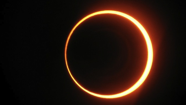 Click here to read Watch Tonight's Ring of Fire Solar Eclipse Right Here