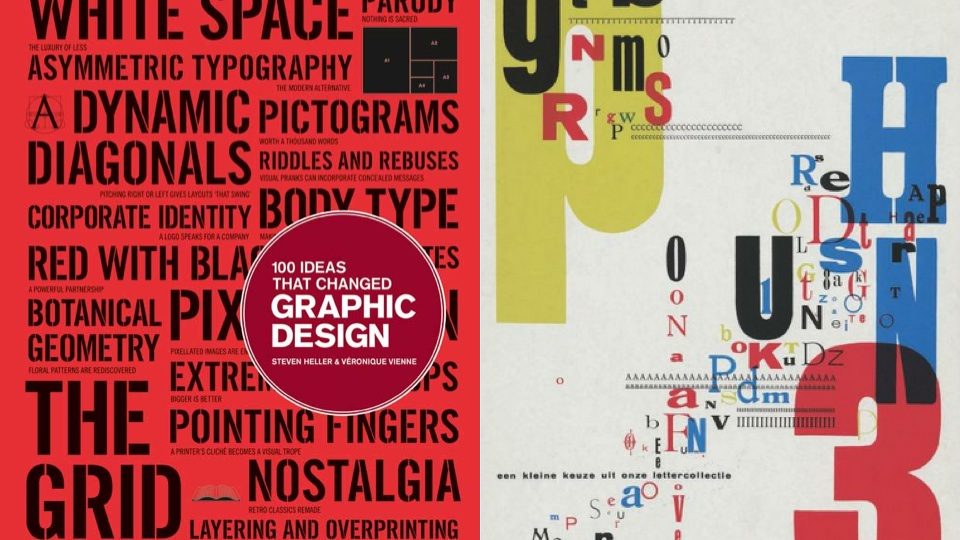 original 100 Ideas That Changed Graphic Design