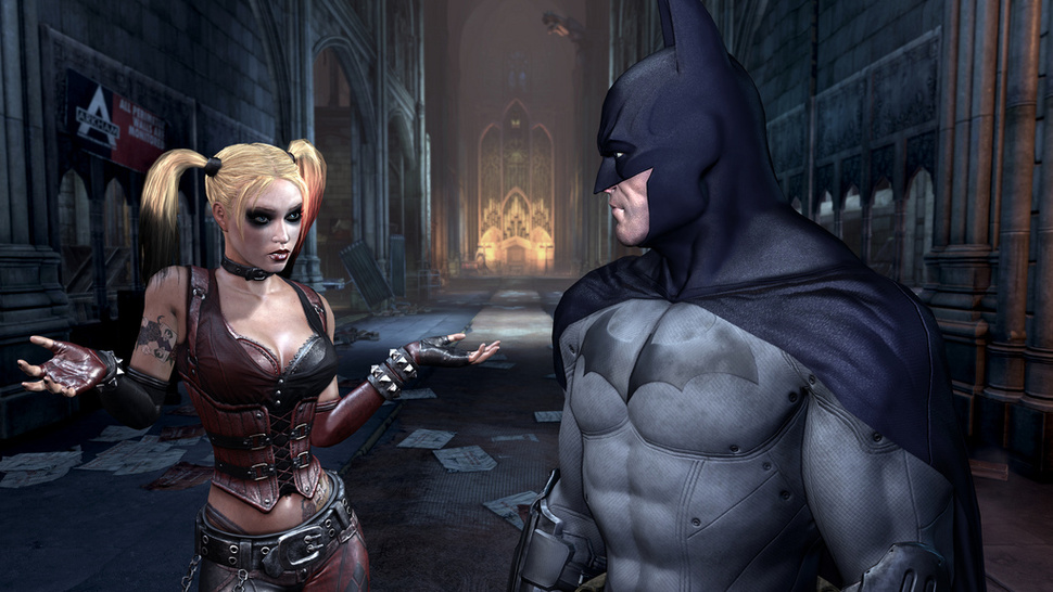 "Drive Yourself Nuts Trying to Guess the ""3 to 4"" Undiscovered Secrets Still Left in <em>Arkham City</em>"