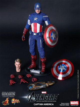 These Avengers Action Figures Look so Real You'll Think They're Tiny Actors