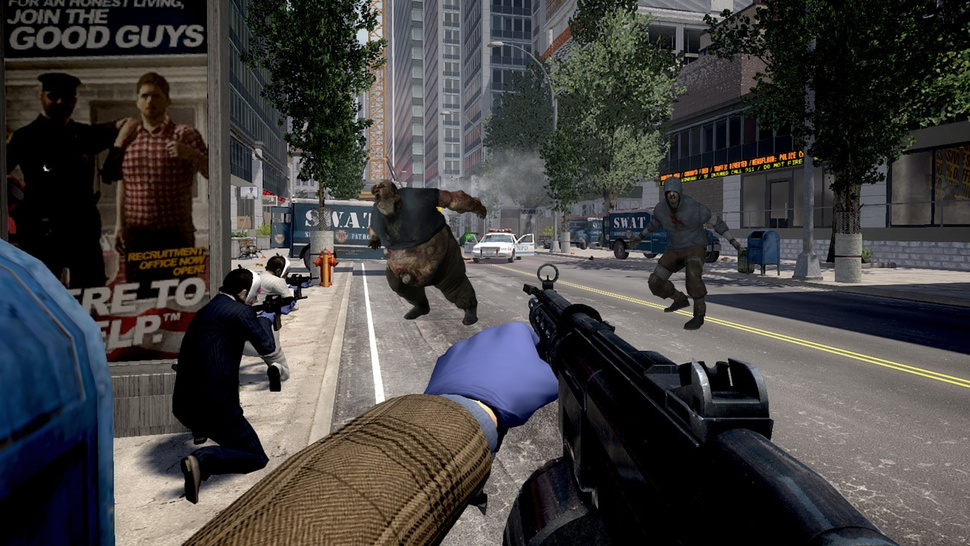 <em>Payday: The Heist</em> Developers Confirm That They're Working With Valve on  <em>Left 4 Dead</em> Crossover