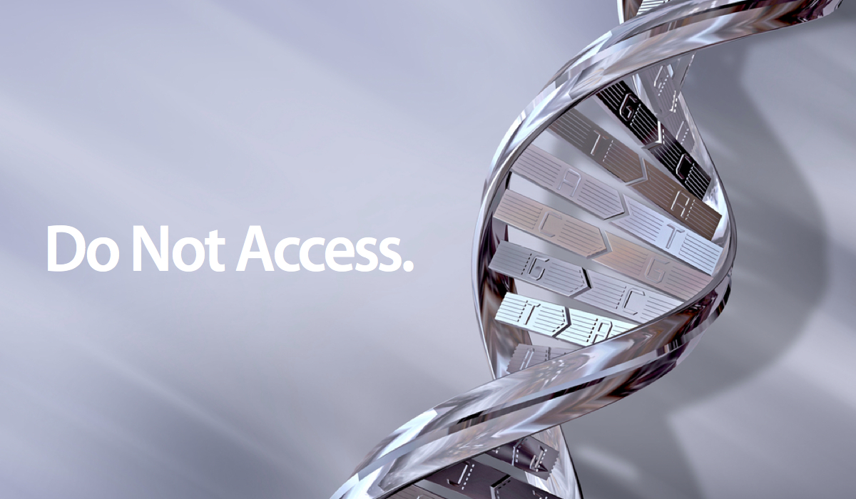 How Private Is Your DNA?