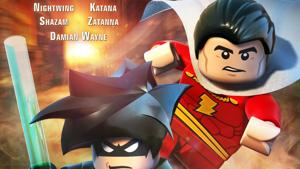 Nightwing, Bizarro and Zatanna Playable With <em>Lego Batman 2</em> Pre-Order DLC