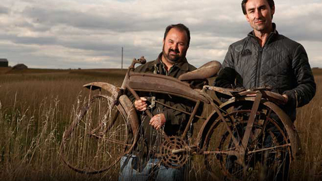 The Ten Best Non-Car TV Shows For Gearheads