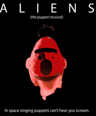 Aliens recreated with puppets? Game over, man!