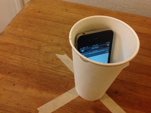 DIY Smartphone Speakers Wildfire Creative