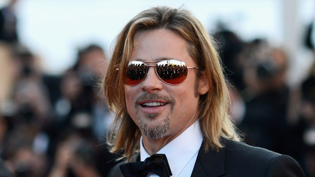 Brad Pitt Teases Us with Talk of the Dream Wedding That May Never Happen