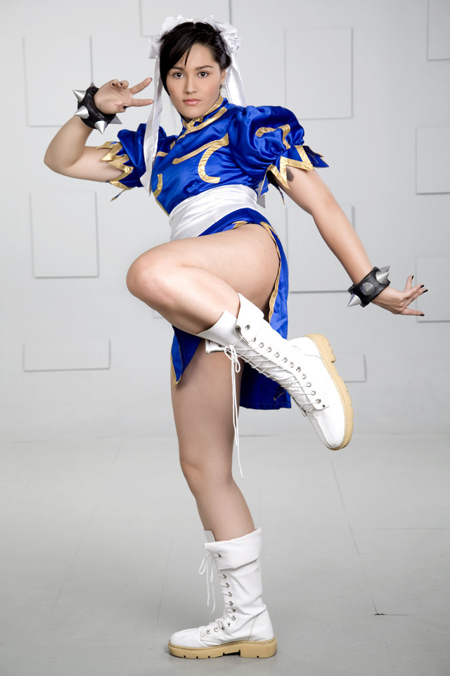 Chun-Li: Who Wore It Best?