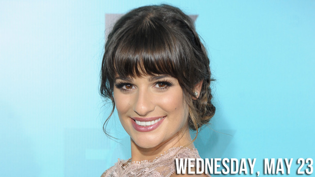 Lea Michele and Her Family Love Bonding Over Regrettable Tattoos