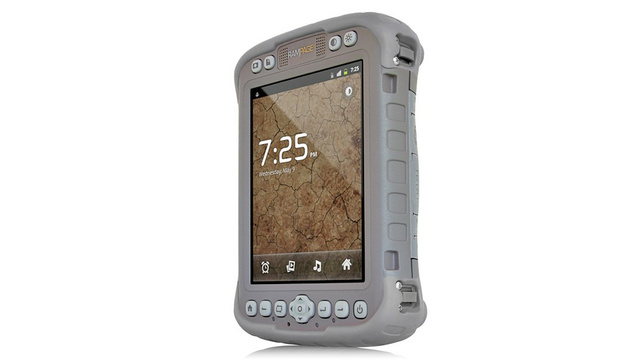 Rugged Android Tablet Redefines Tonka-Tough... and Ugly