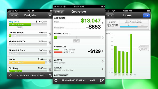 Click here to read Mint Adds Budgeting and Split Transactions for iPhone and iPad