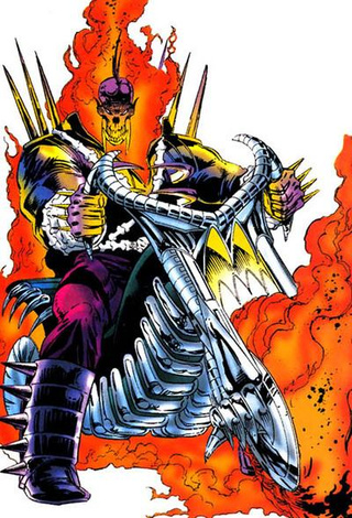 The 10 Most Asinine 1990s Comic Book Characters Who Never Caught On