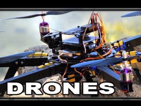 Click here to read Dropping Explosives From a Quadrotor Puts Tom Clancy to Shame