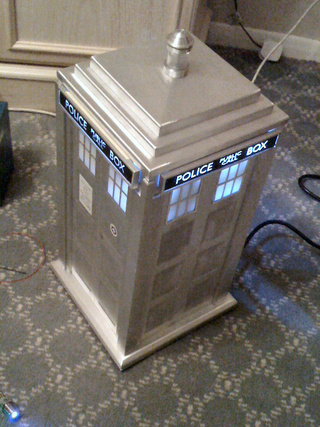 TARDIS PC Case Gallery