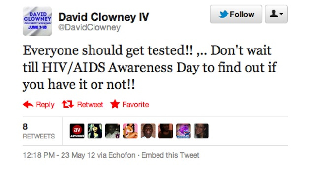 Attention Twitter: Bills Receiver David Clowney Does Not Have HIV