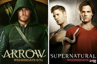 New Posters For The Apparition, Arrow + Supernatural, True Blood, and RED 2