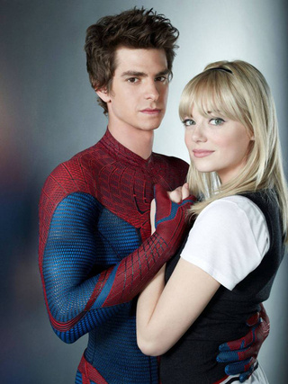New Pictures of Emma Stone as Gwen Stacy