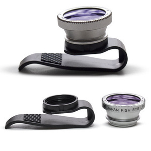 Clip-On iPhone Camera Lenses Are the Ultimate Photo-Geek Toy