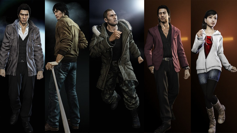 Click here to read <em>Yakuza 5</em> Plot Sounds Epic, But There Will Still Be Porn Stars