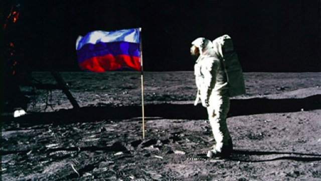 Russia Will Build a Permanent Moon Base