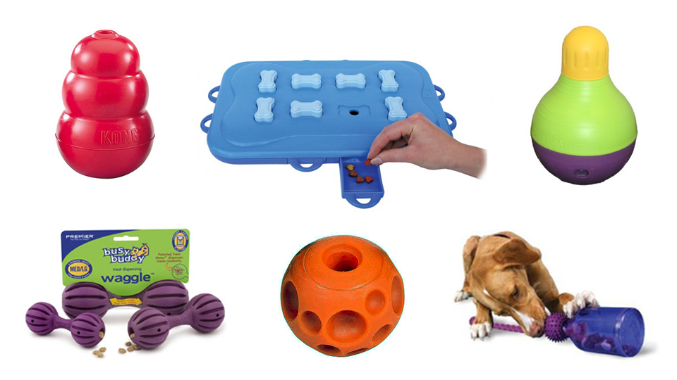Toys To Keep Big Dogs Busy