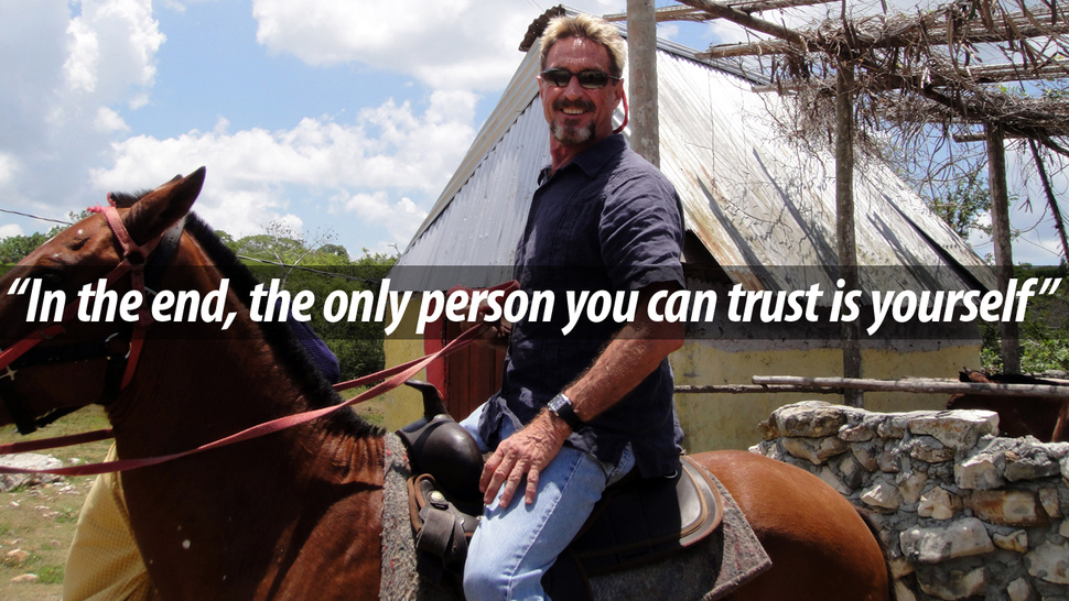 Meth Labs and Dead Dogs: How the Founder of McAfee Antivirus Went on the Run in Belize