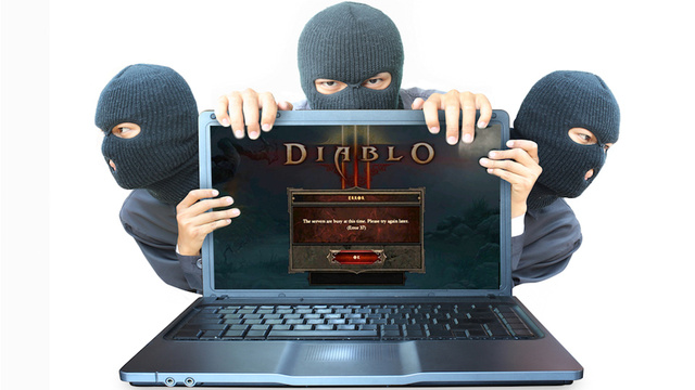 Blizzard: Number of Players Claiming Hacked Diablo III Accounts 'Extremely Small'