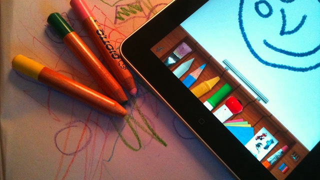 Best Tablet Drawing App?