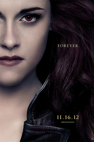 Character Posters for The Twilight Saga: Breaking Dawn Part 2