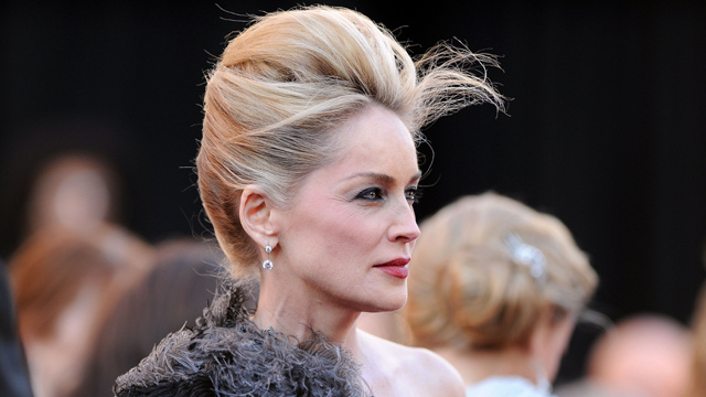 Former Nanny Sues Sharon Stone for Abusive Behavior