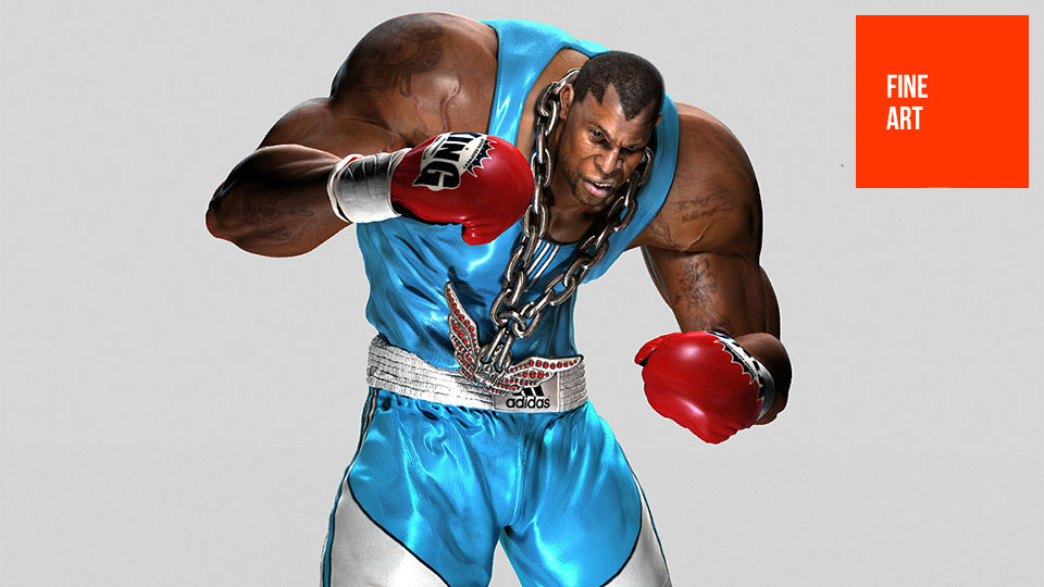 Click here to read We Can Only Hope Next-Gen &lt;em&gt;Street Fighter&lt;/em&gt; Looks This Good