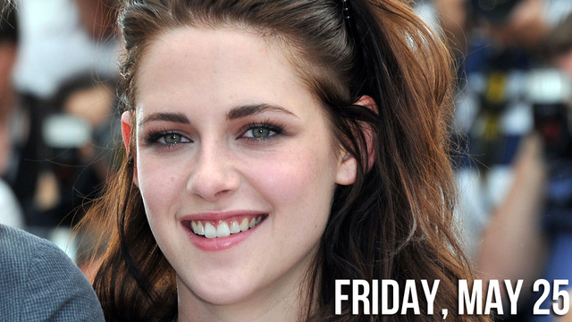 Kristen Stewart Unfairly Chastised for Jerking Off Two Guys at Once