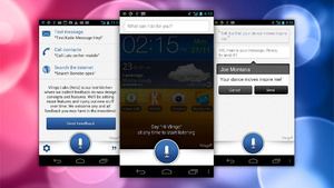 Vlingo Labs Brings Voice-Activated SMS, Dialing, and More Siri-Like Features to Ice Cream Sandwich Phones