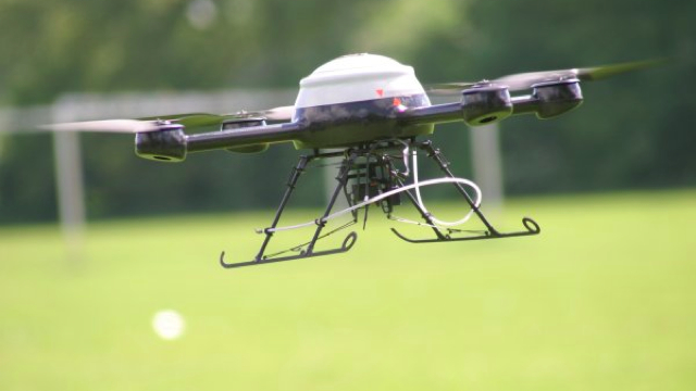 Will armed drones be policing American cities?