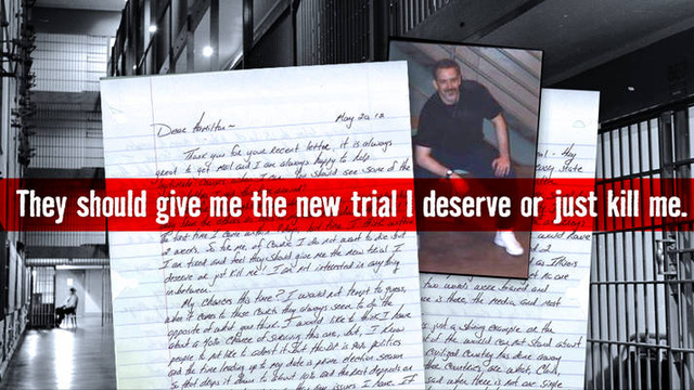 Letters From Death Row: Brett Hartmann, Ohio Inmate 357-869