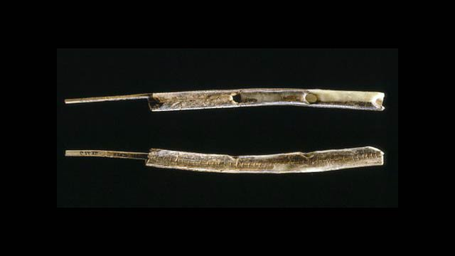 Click here to read The Oldest Musical Instruments Ever Found Are 43,000-Year-Old Mammoth Tusks
