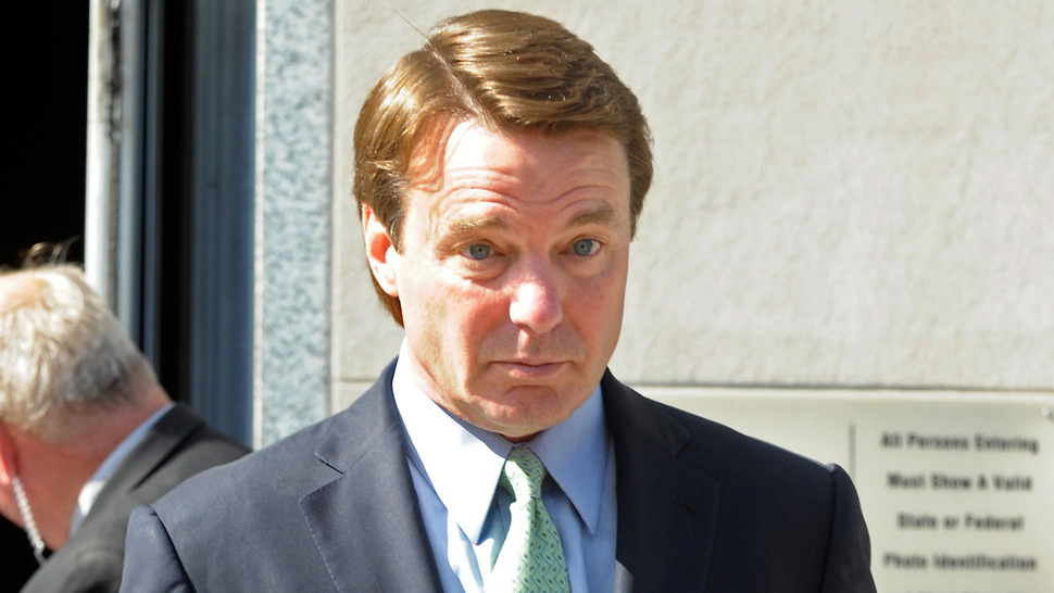 Eternally Gross John Edwards Reportedly Flirting with Female Juror