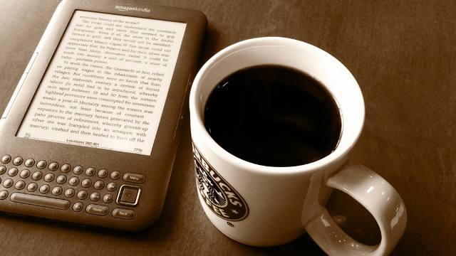 """E-Readers To Blame For An Increase In Adult """"Shame Reading"""""""