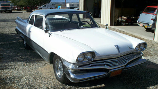 Turbo Slant-Six Equipped 1960 Dodge Dart Is Our Kind Of Cool
