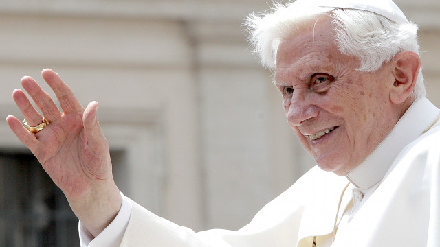 Vatican Documents Leak: The Butler Did It