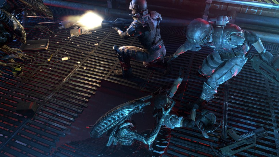 The Wii U will Get the Best-Looking Version of <em>Aliens: Colonial Marines</em>, Says Gearbox