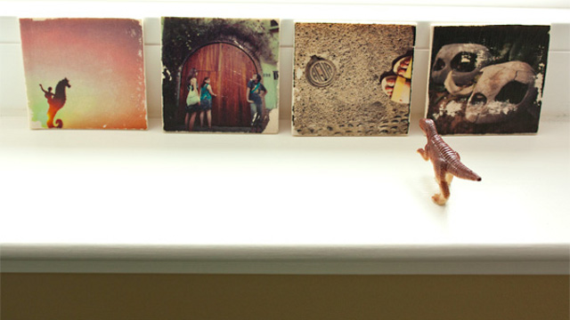 make easy photo transfers onto wood lifehacker australia. Black Bedroom Furniture Sets. Home Design Ideas