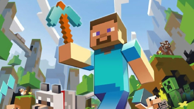 Minecraft Dethrones Call of Duty as the Xbox 360's Most-Played Game