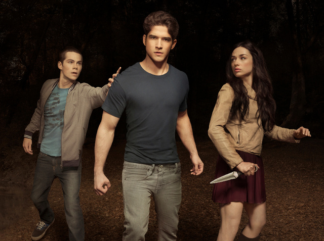 Teen Wolf Season Two Cast Pictures