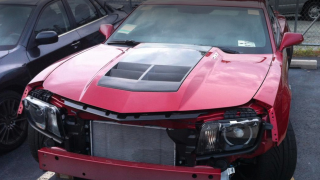 Buy This Wrecked 2012 ZL1 Camaro For $50,000