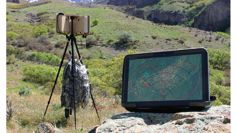 Backpack Radar Kit Promises To Secure Your Campsite