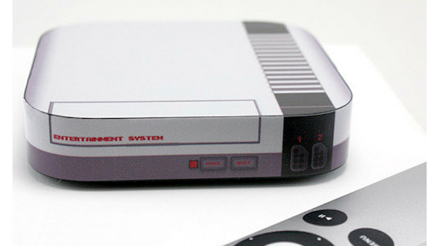 Click here to read Turn Your Apple TV Into an NES Console (Kinda)